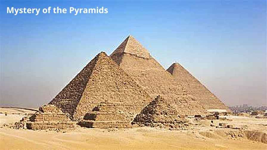 mystery of pyramids