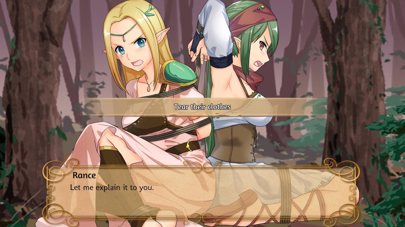 Elven Conquest Part 2 Game