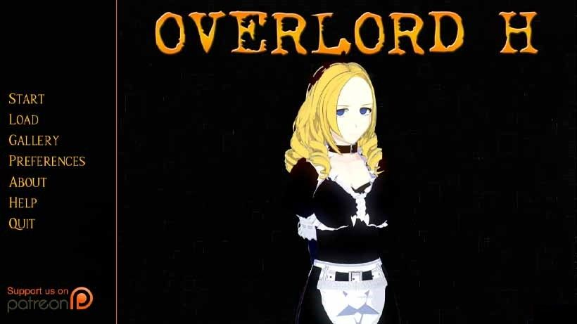 Overlord H Game
