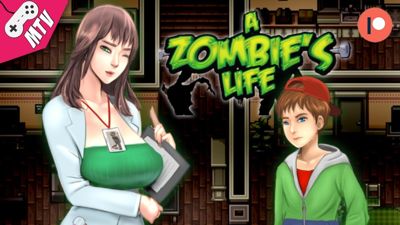 A Zombie's Life Game