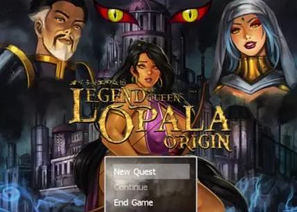 Legend of Queen Opala Game